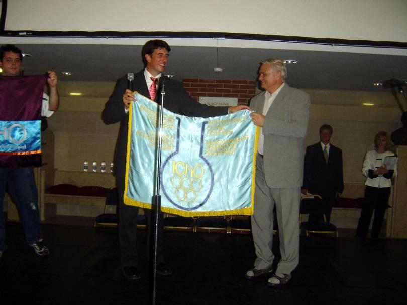 Image result for flag IChO